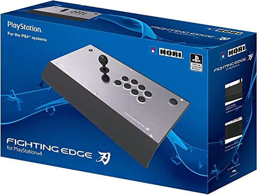 Hori - Fighting Edge (PS4, PC): Amazon.es: Videojuegos