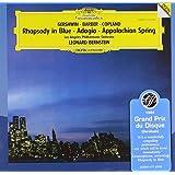 Gershwin/Copland/Barber: Rhapsody In Blue, Appalachian Spring, Adagio