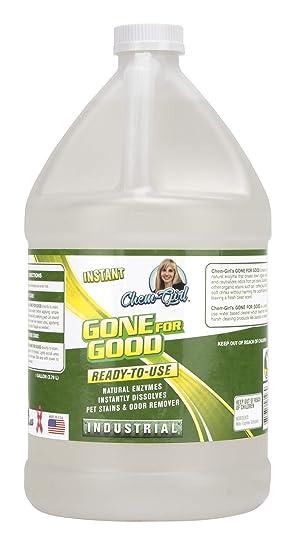 Gone para Good – Super Enzymatic Quitamanchas, eliminar el olor de orina fuerte gato y