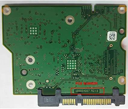 PCB ONLY! PCB 100664987 REV A for 3.5 SATA Seagate 1TB//2TB