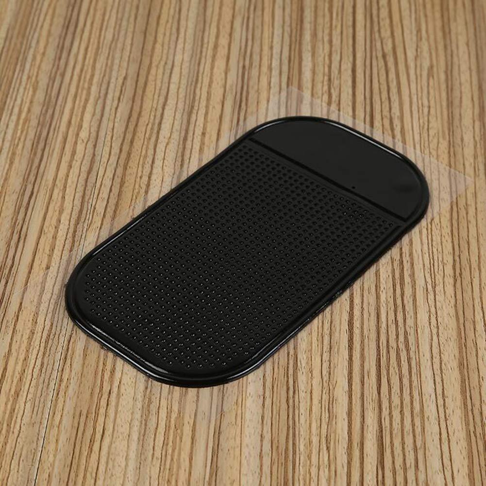 Focket Anti-Slip Pad,Car Dashboard Pads,Sticky Pad Anti-Slip ,Ripple Sticky Dash Grip Mat for glass//phone//pen