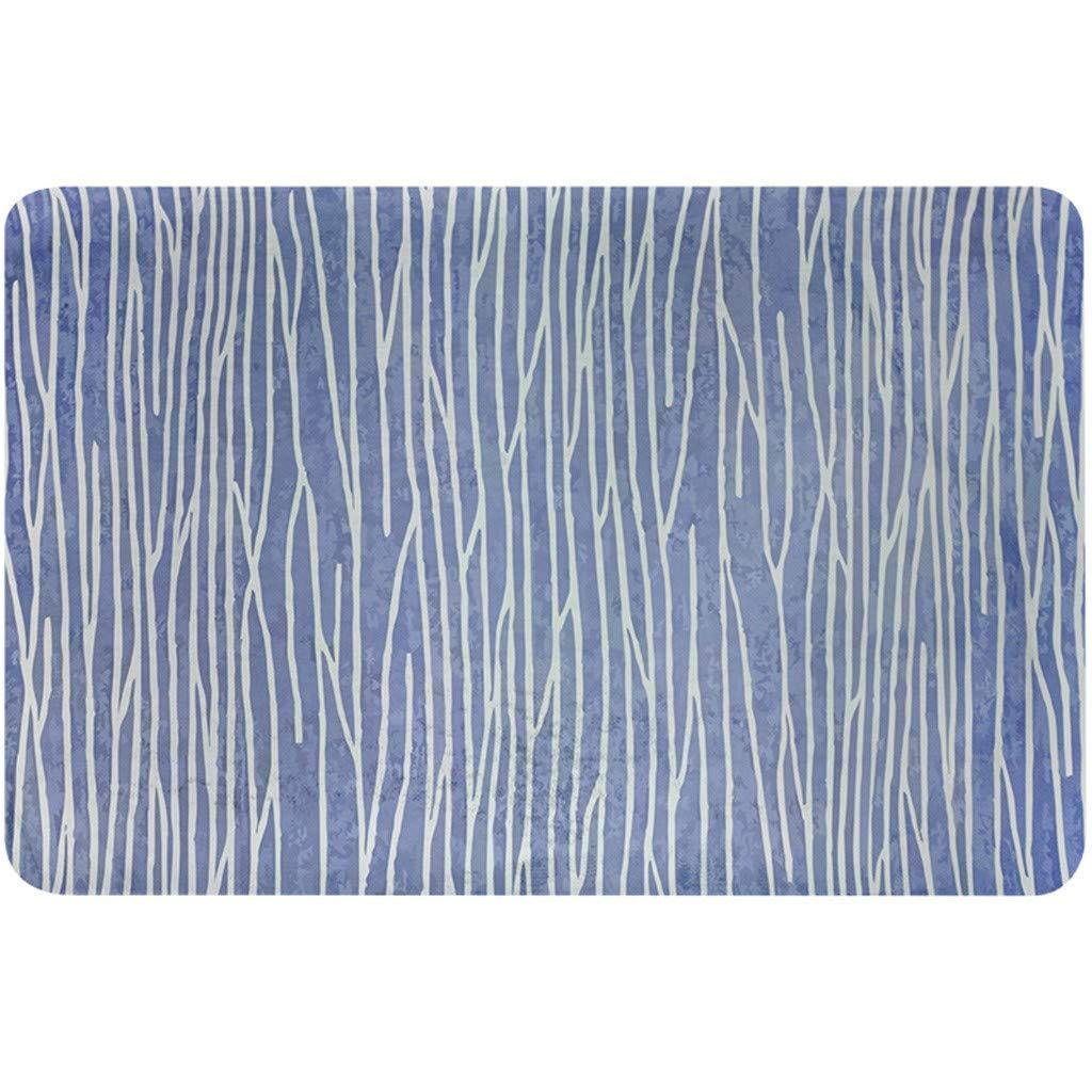 カーペット、ストライプ波のパターンの快適な短い髪シリーズ厚いスポンジモダンなリビングと寝室の柔らかいカーペット120 * 180 cm(色:A) B07SNX2QSC A