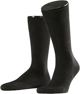 FALKE Cool 24/7 Calcetines Hombre Algodón Negro Blanco Más Colores De Verano Para Hombres Con Resistencia En Los Pies Para Trabajo 1 Par