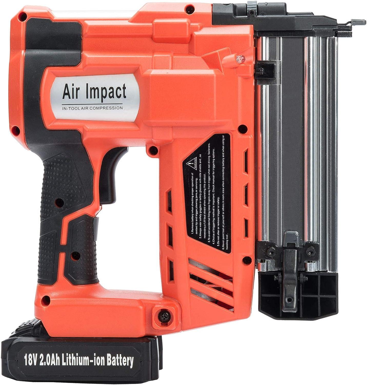Craftsman 18 Gauge 2 Inch Combination Brad Nailer//Stapler w//Carrying Case