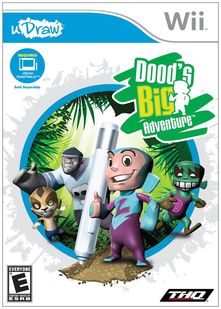 Udraw: Dood's Big Adventure
