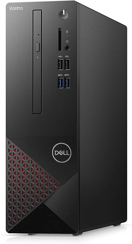Flagship 2021 DellVostro 3681 3000 Desktop10th Gen Intel Quad-Core i3-10100 (Beats i5-8400) 4GB RAM 1TB HDD DVD WiFi Bluetooth Keyboard&Mouse Win 10 Pro