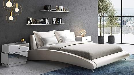 Amazon.com: Cadillac Plataforma cama por Zuri Muebles de ...