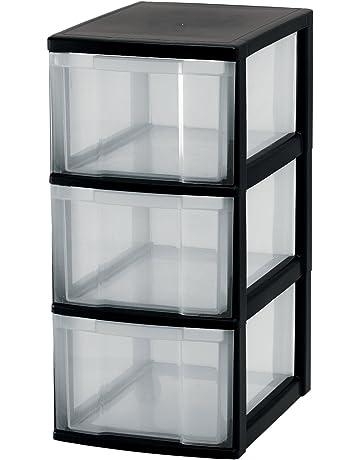 Cassettiere In Plastica Ikea.Cassettiere Di Stoccaggio Amazon It