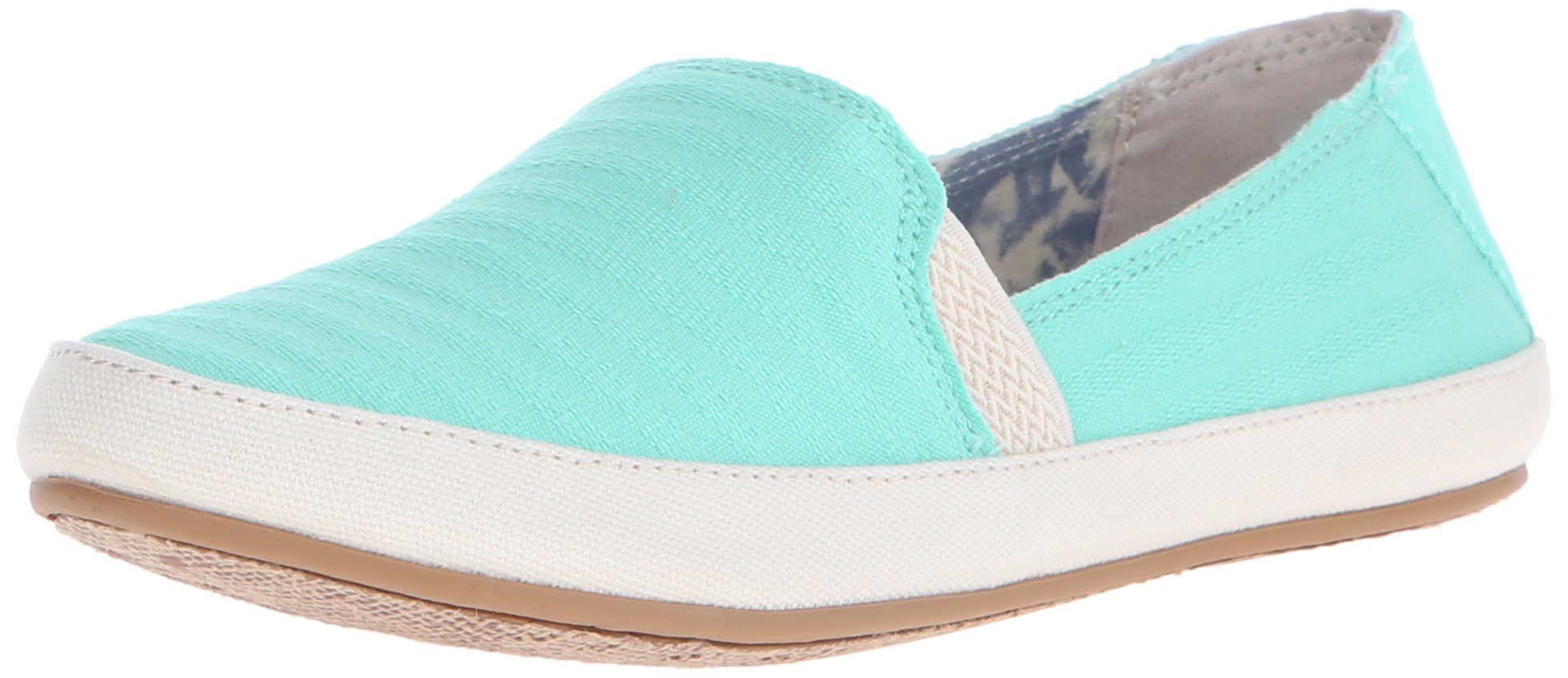 Reef Women's Shaded Summer Fashion Sneaker, Turquoise, 5 M US