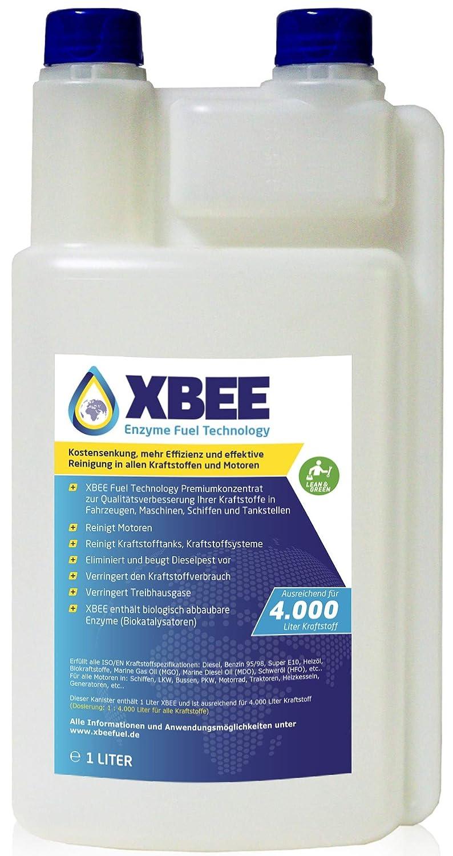 XBee - Tecnología de enzimas para combustible,1 l, sin aditivos ...
