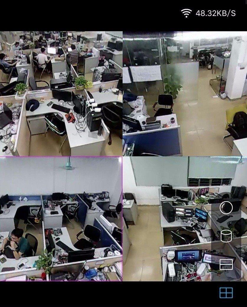 Videocámara 360 ° IP Fisheye Vigilancia panorámica VR Cam WIFI Cámara SD: Amazon.es: Bricolaje y herramientas