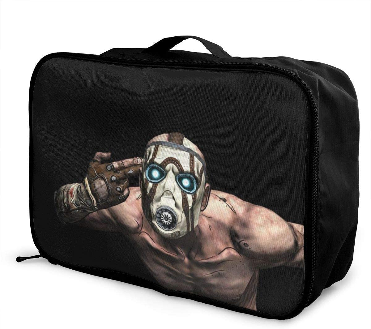 Travel Luggage Duffle Bag Lightweight Portable Handbag National Flag Day Large Capacity Waterproof Foldable Storage Tote