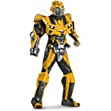 Bumblebee Theatrical Adult Costume - X-Large