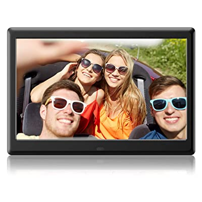 DBPOWER 10 Inch Digital Picture Frame