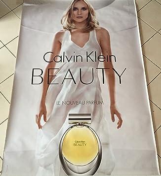 Affiche KrugerBeauty Calvin Klein Parfum 120x175 Diane Cm bfg76Yyv