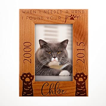 Amazoncom Lilys Atelier Personalized Name And Dates Pet