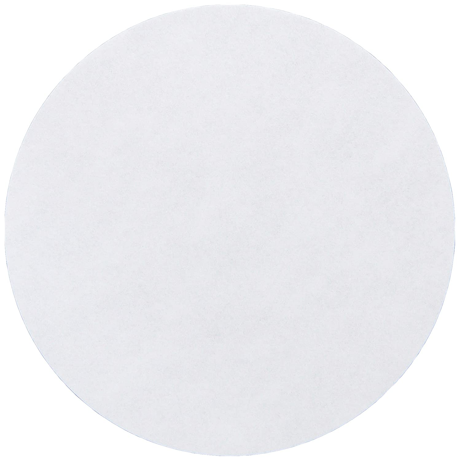 Whatman 4712B30PK 1001110 Grade 1 Qualitative Filter Paper, 110 mm Thick and Max Volume 571 ml/m (Pack of 100) GE Healthcare