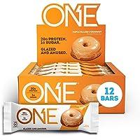 Deals on 12-Pk ONE Protein Bars, Maple Glazed Doughnut, Gluten Free Protein Bars
