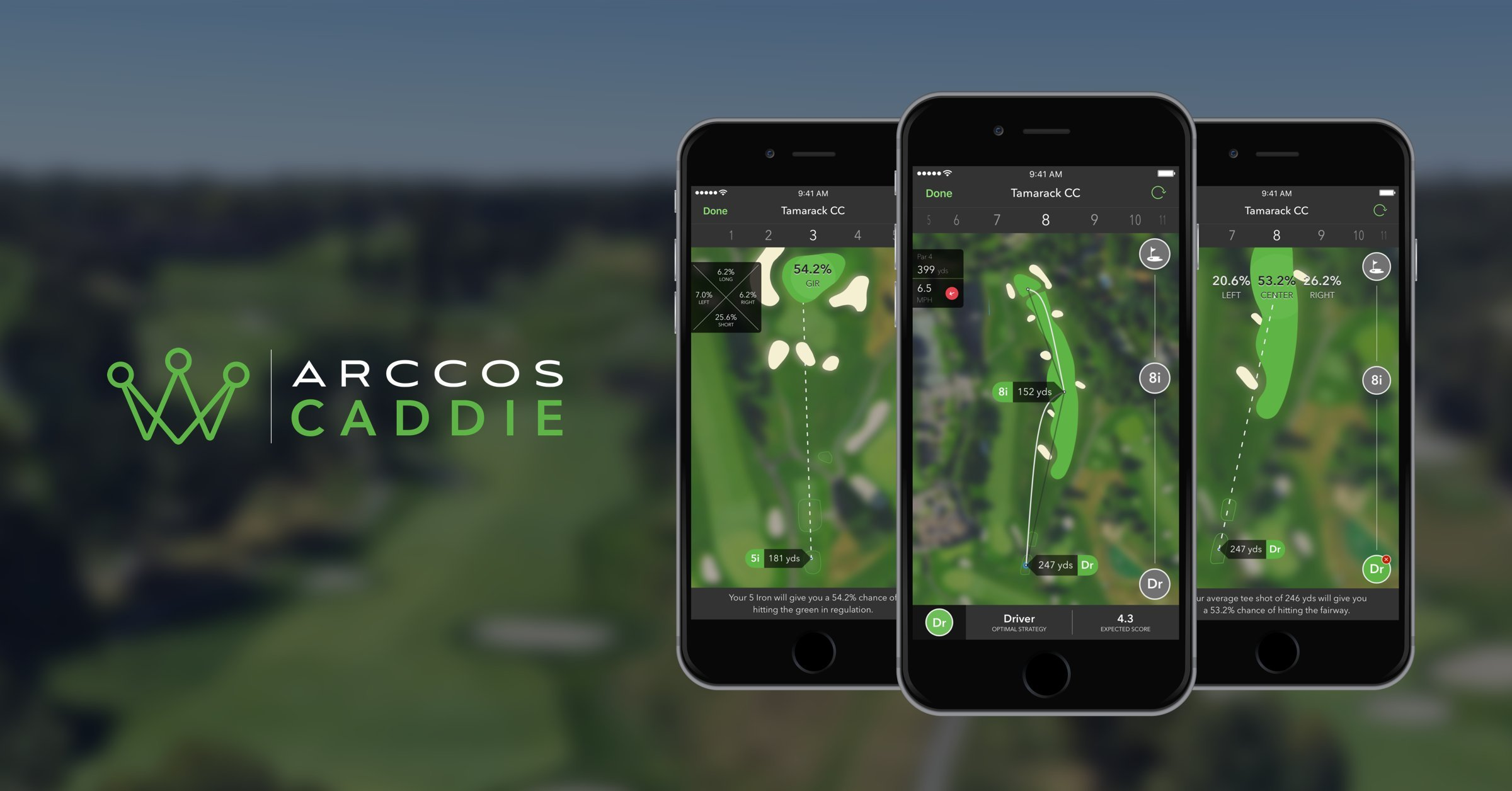 Arccos 360 with PlayBetter Portable Smartphone Charger | Golf GPS Live Shot Tracking System (for iOS & Android) 14-Sensor Set | App Offers Arccos Caddie | Bundle by Arccos Golf (Image #6)