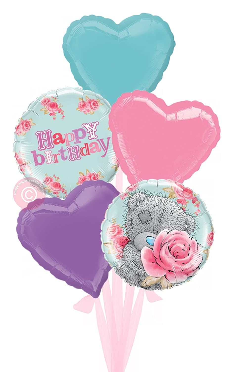 Tatty Teddy Birthday Roses