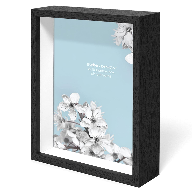 Amazon.de: Swing Design chorma Bilderrahmen und Schatten Box, 20, 3 ...
