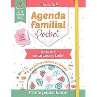 Agenda familial Mémoniak pocket 2019-2020