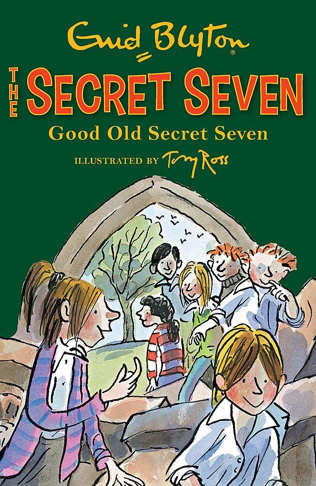 Read Online Secret Seven: Good Old Secret Seven: Book 12 PDF
