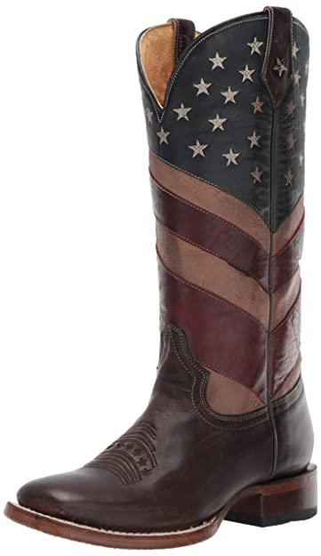 e649793e769 Roper Women s Old Glory Western Boot