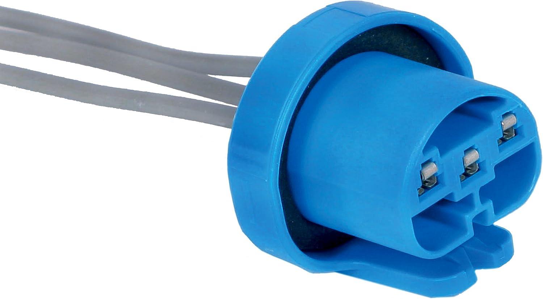 ACDelco PT433 GM Original Equipment 3-Way Female Blue Multi-Purpose Pigtail