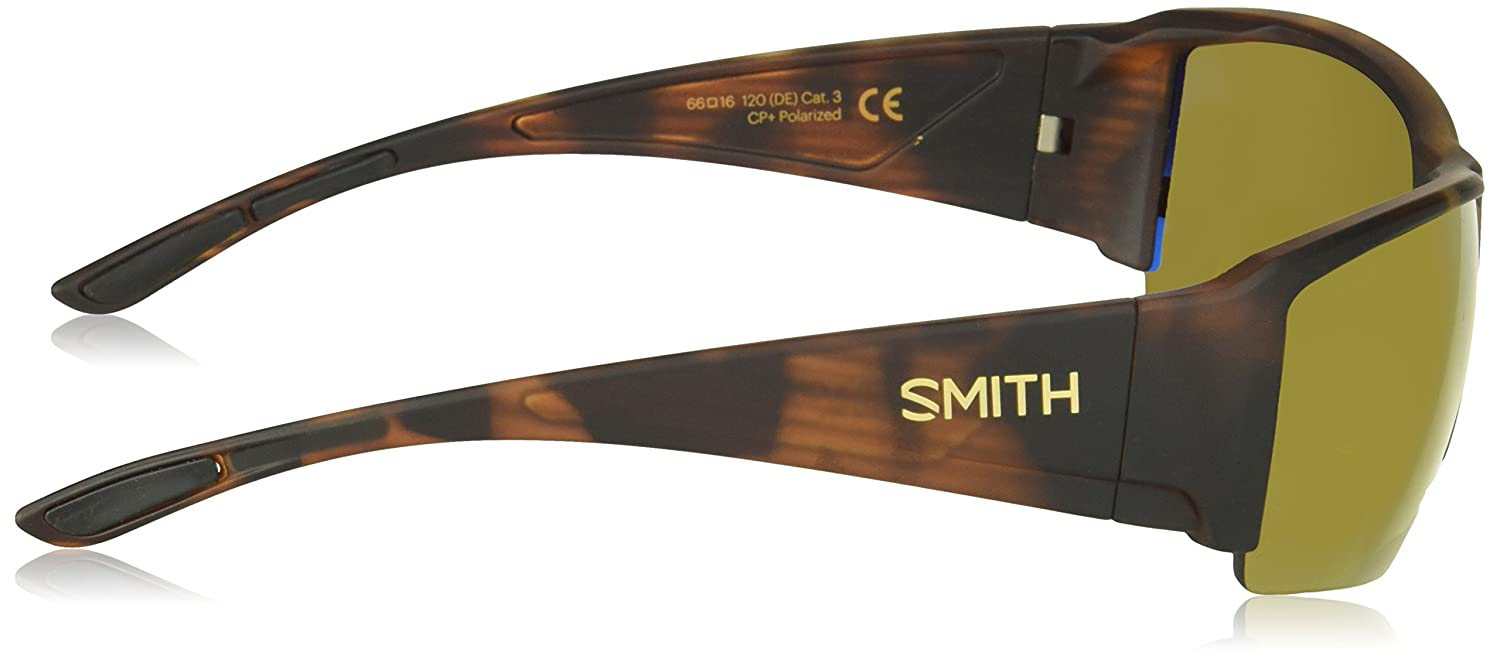 7971efe4ef Amazon.com   Smith Captains Choice ChromaPop+ Polarized Sunglasses ...