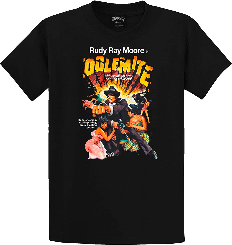 Dolemite/'s the Name vintage blaxplotation  T Shirt