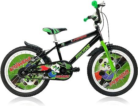 IBK - Bicicleta Infantil para niño Pampa, Medida 20