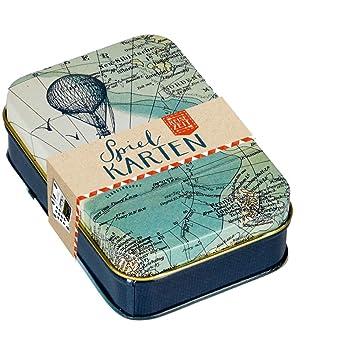 Juego de Cartas Tiempo de Viaje 58 Piezas: Amazon.es ...