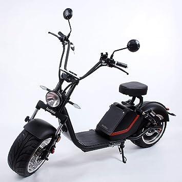 E-Chopper - Patinete eléctrico con permiso de circulación ...