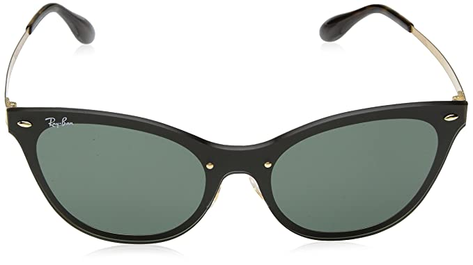 a6786e9922e Amazon.com  Ray-Ban Women s Blaze Cat Eye Cateye Sunglasses ...
