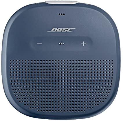772c862cd7d Amazon.com  Bose SoundLink Micro Bluetooth speaker - Dark Blue  Electronics
