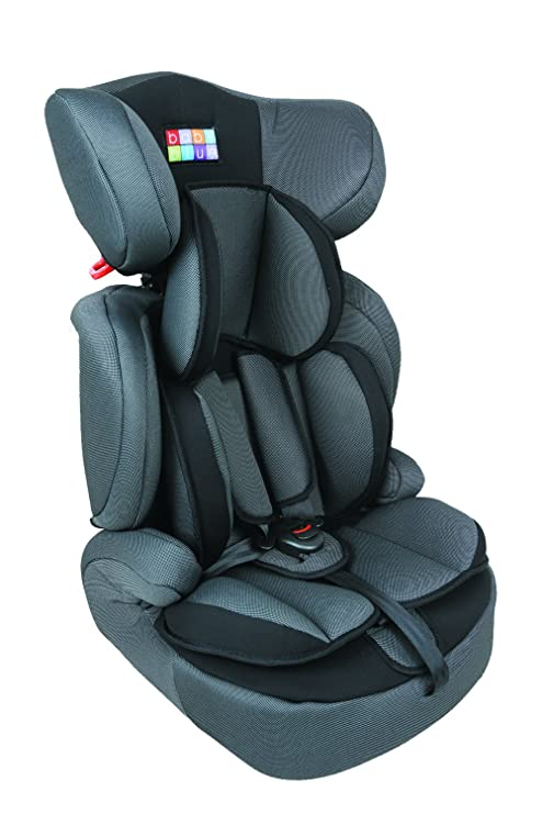 Buy Baby Blue Car Baby Seat (Black