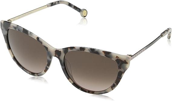 Carolina Herrera SHE7535307LA Gafas, MARRON, 53/17/140 para Mujer