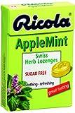 リコラ アップルミント ハーブキャンディ シュガーフリー 45g