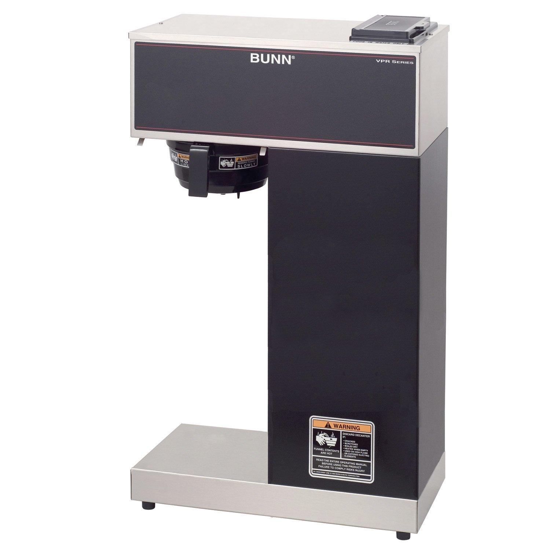 BUNN 33200.0010 VPR APS Commercial Pour Over Air Pot Coffee Brewer (120V/60/1PH) by BUNN