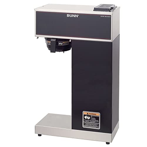 BUNN 33200.0010 VPR APS Commercial Pour Over Air Pot Coffee Brewer 120V 60 1PH