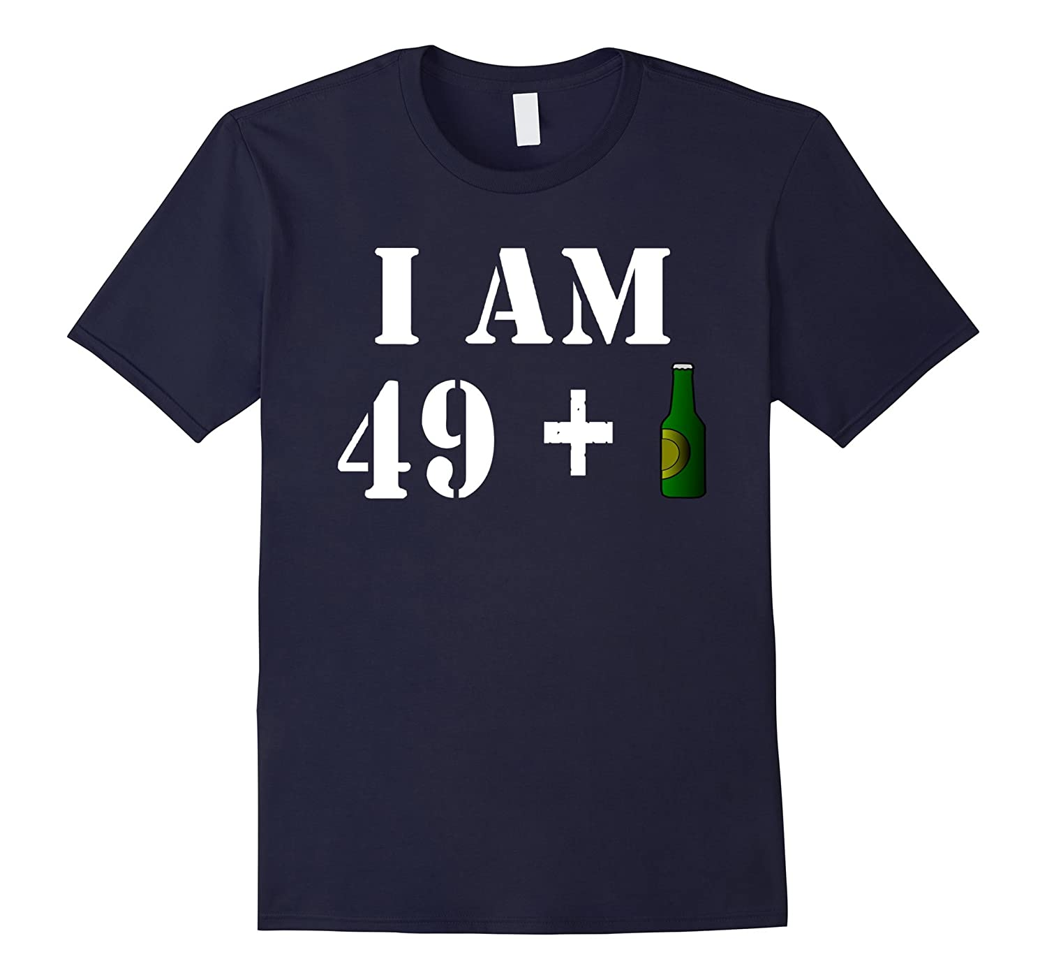 50th Birthday Gift Funny Vintage T-Shirt Idea For Beer Lover