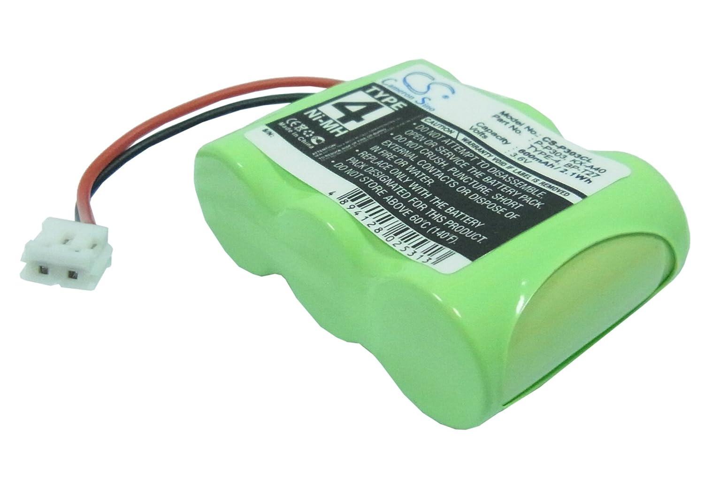 ビントロンズ交換用バッテリーPactel 2282504、cs8000、cs8001、cs8200、cs8400   B00XMPHQT8