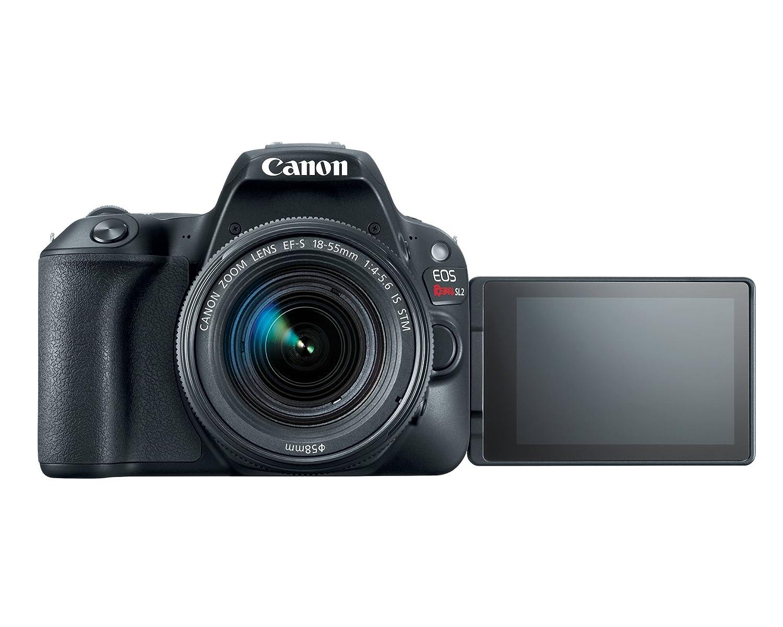 Buy Canon EOS Rebel SL2 DSLR Camera with EF-S 18-55mm STM