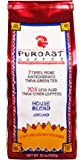 Puroast Low Acid Coffee House Blend  Drip Grind, 12oz (Pack of 2)