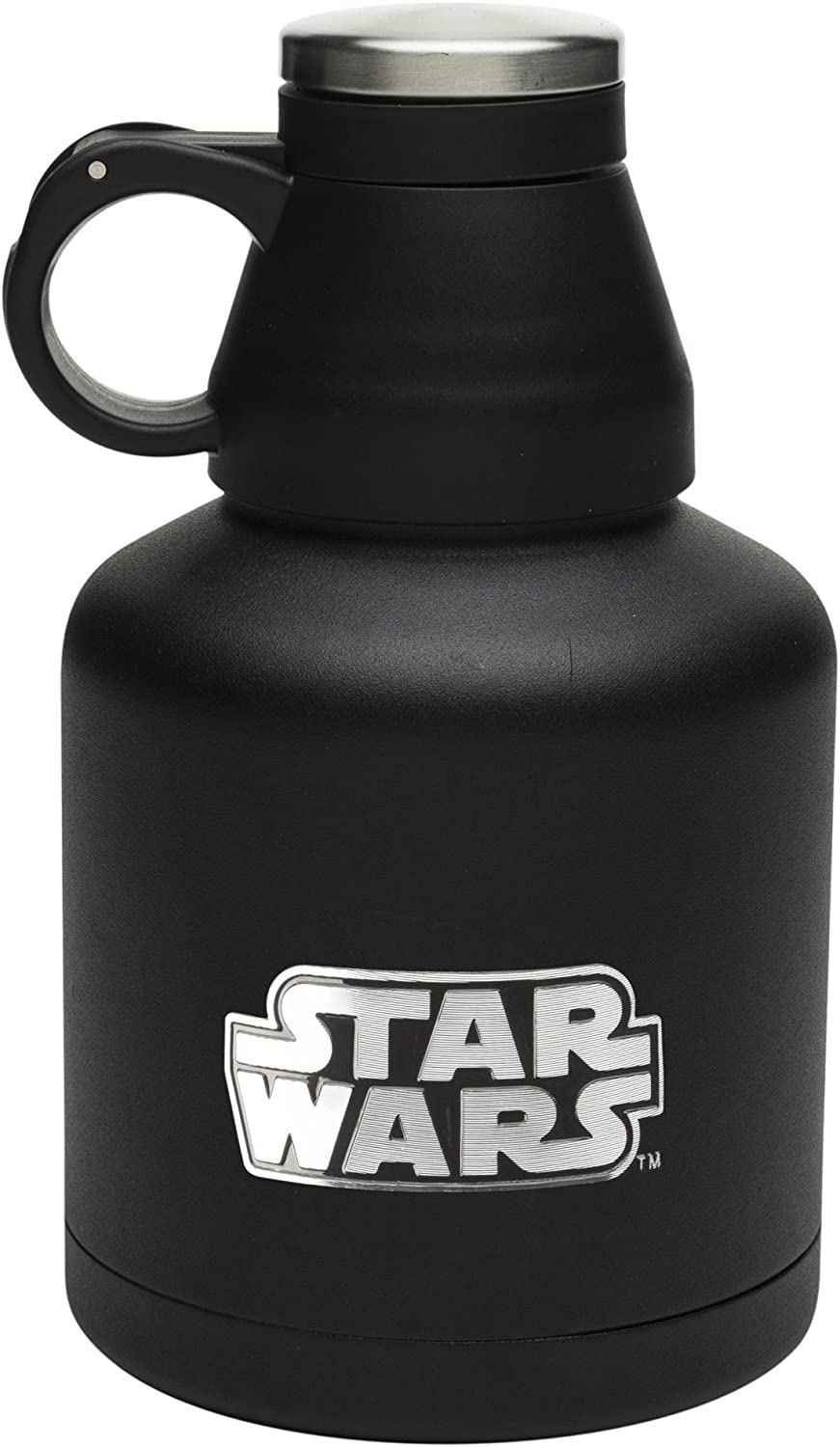 Zak Designs Classic Star Wars 32 oz. Double-Wall Vacuum Insulated Growler, Star Wars