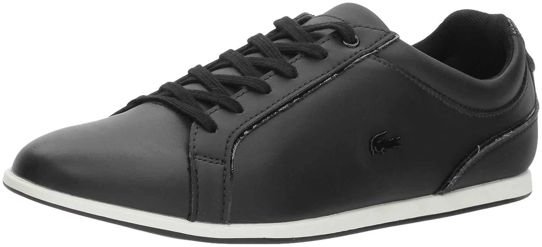 [ラコステ] レディース REY LACE 417 1 Sneakers ブラック 9.5 B(M) US