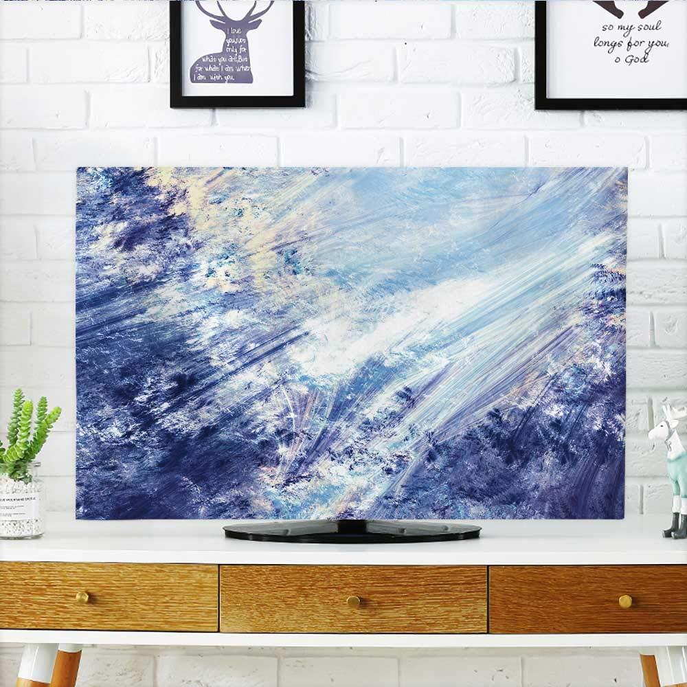 Philiphome あなたのテレビのフロントを保護 コーヒーハウス TV W19 x H30 インチ/TV 32インチ W36 x H60 INCH/TV 65
