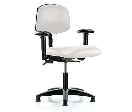Miraculous Amazon Com Perch Multi Task Swivel Chair With Stationary Alphanode Cool Chair Designs And Ideas Alphanodeonline