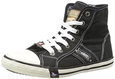 Mustang 1099-502 - Zapatillas altas Mujer: Amazon.es: Zapatos y complementos